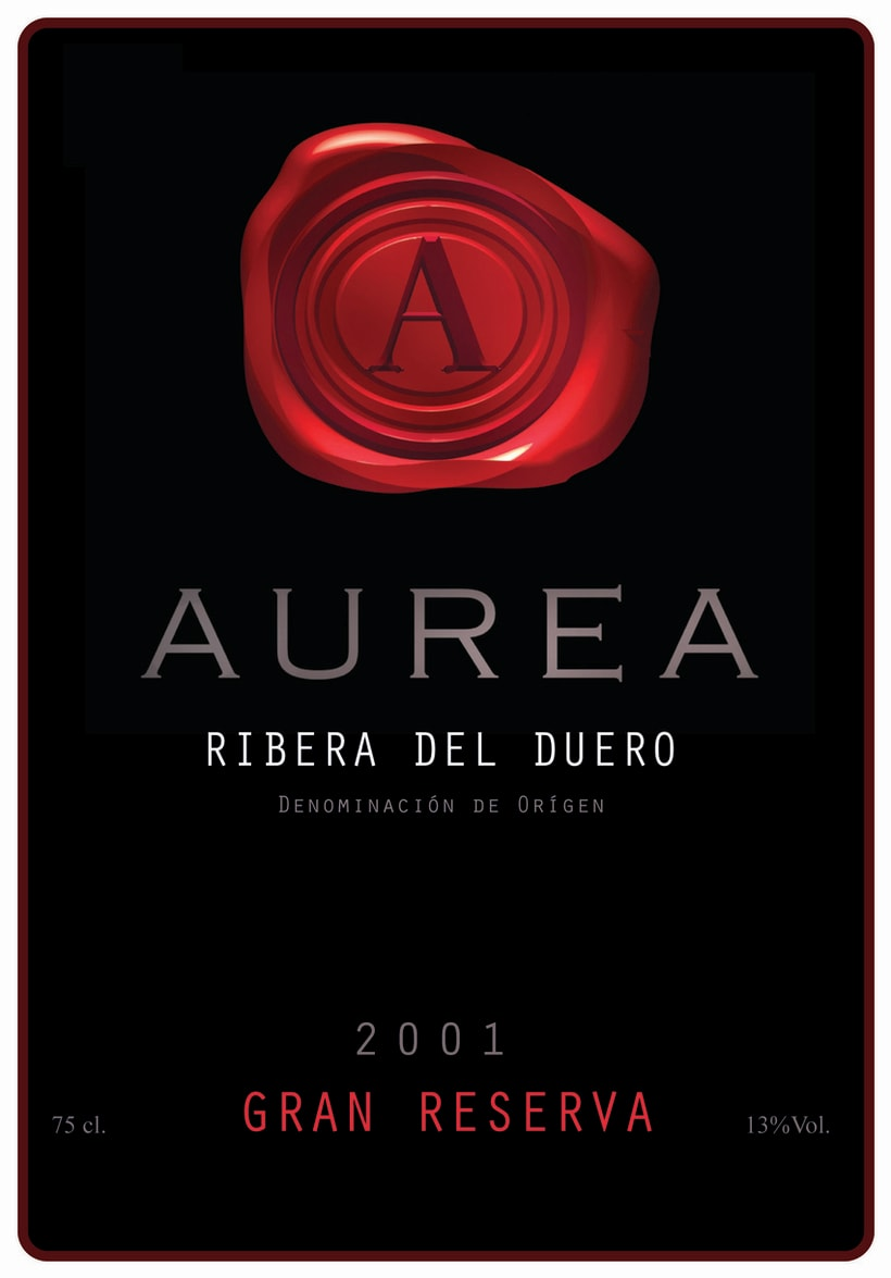 PACKAGING + DISEÑO LOGO CORPORATIVO VINO AUREA 8