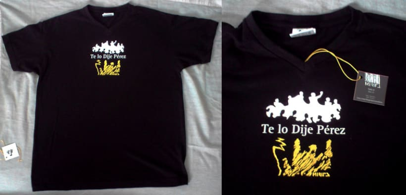 Camisetas originales  5