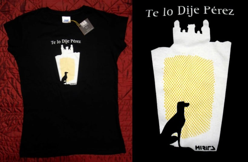 Camisetas originales  3