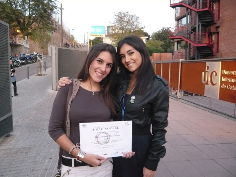 Premio DRAC NOVELL 6