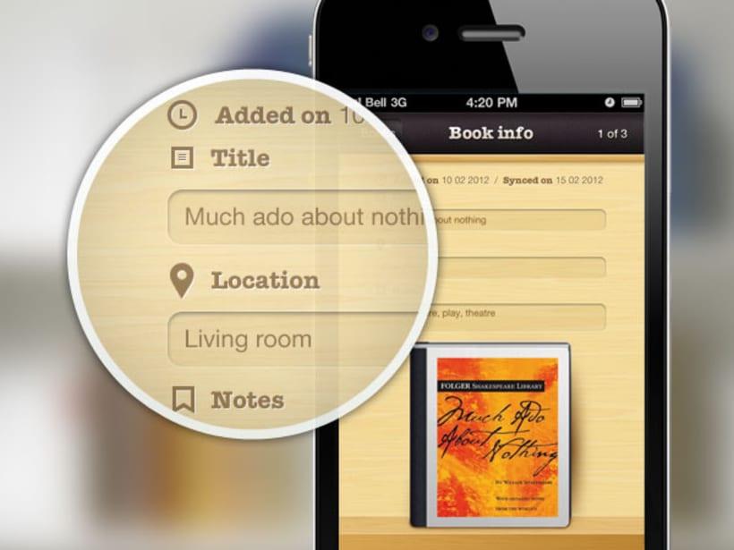 Evershelf iPhone App 4