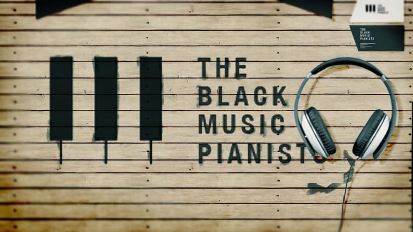 THE BLACK MUSIC PIANISTS 2
