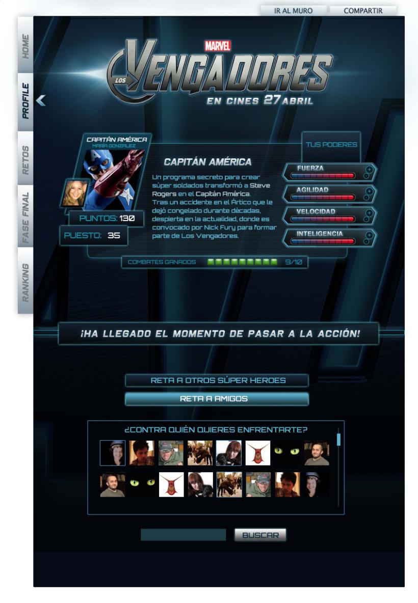 Los Vengadores 3