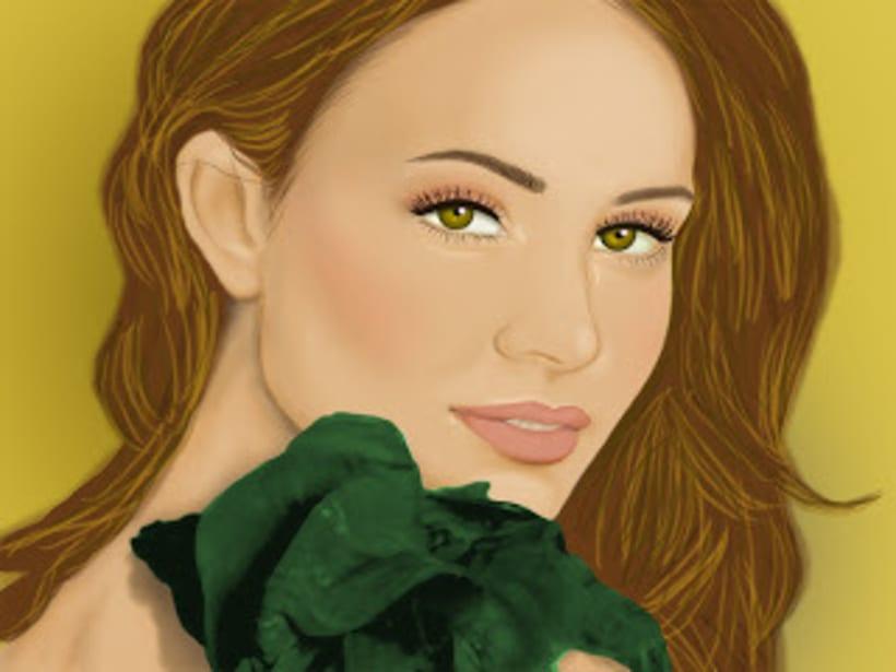 Ilustración con Photoshop 2