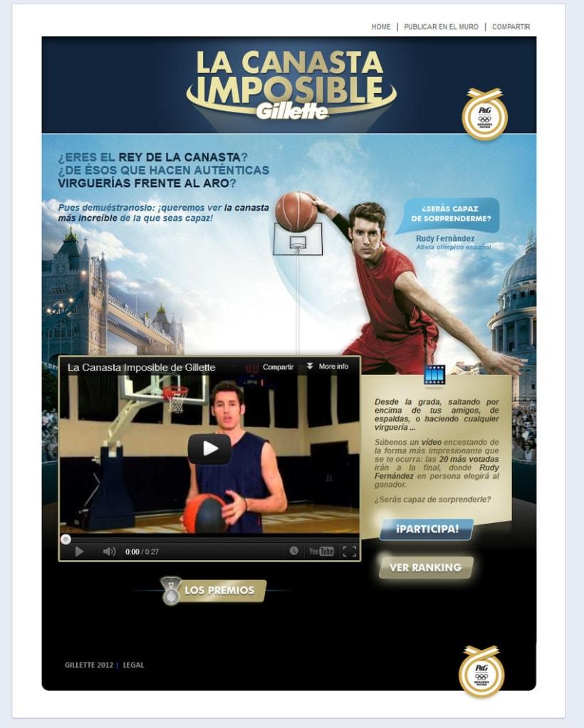 La canasta imposible 2