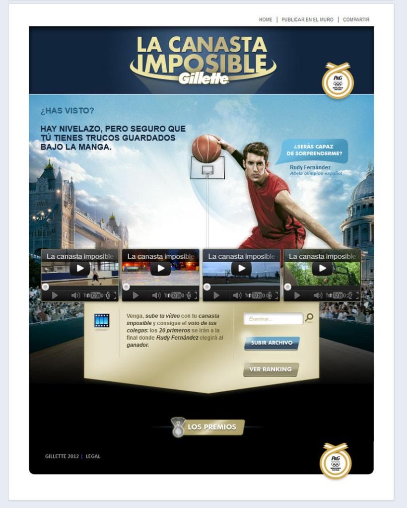 La canasta imposible 3