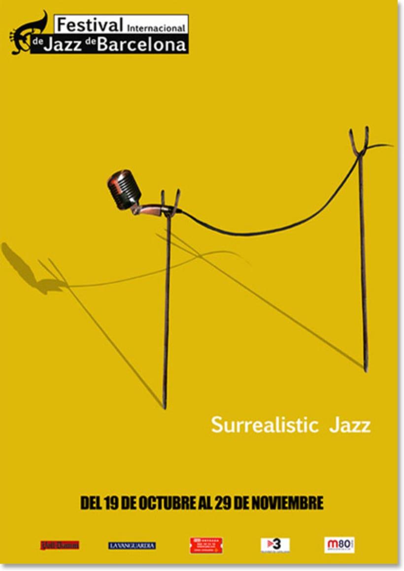 Barcelona Jazz Festival 2