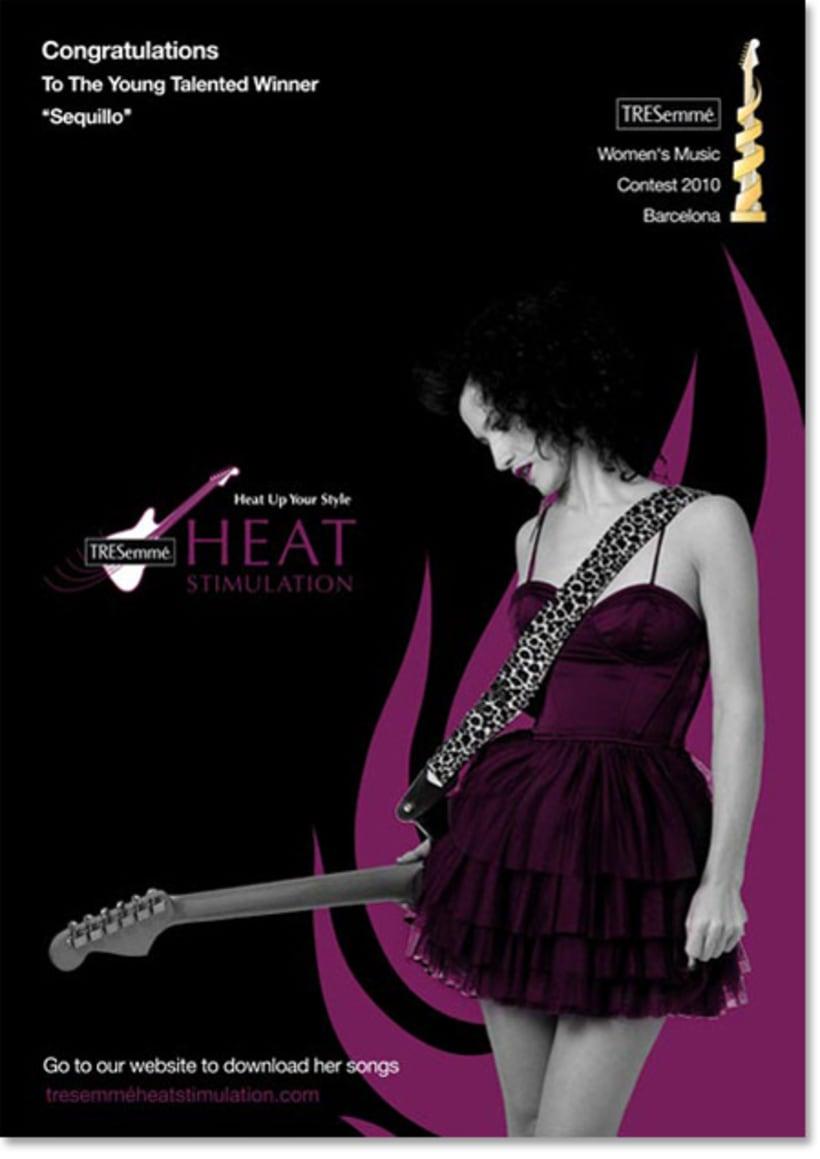 Tresemmé Heat Stimulation 2