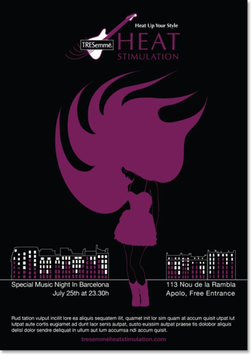 Tresemmé Heat Stimulation 1