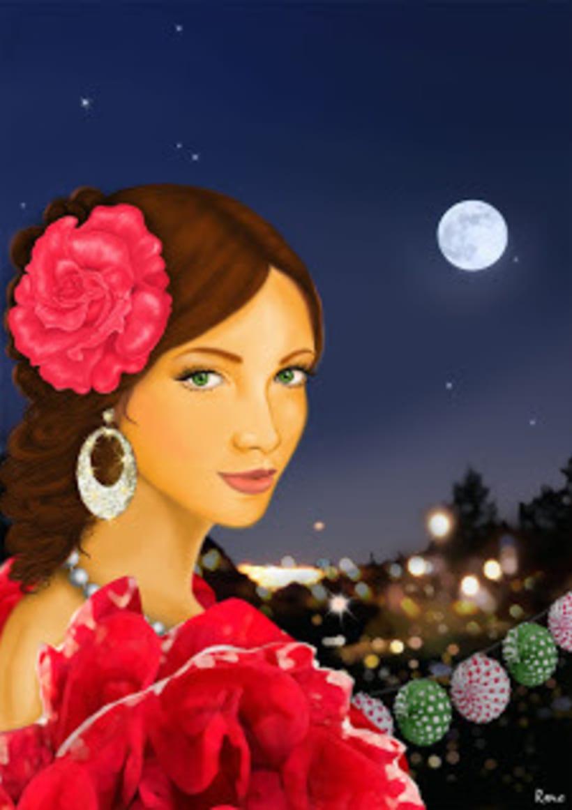 Cartel Flamenca 2