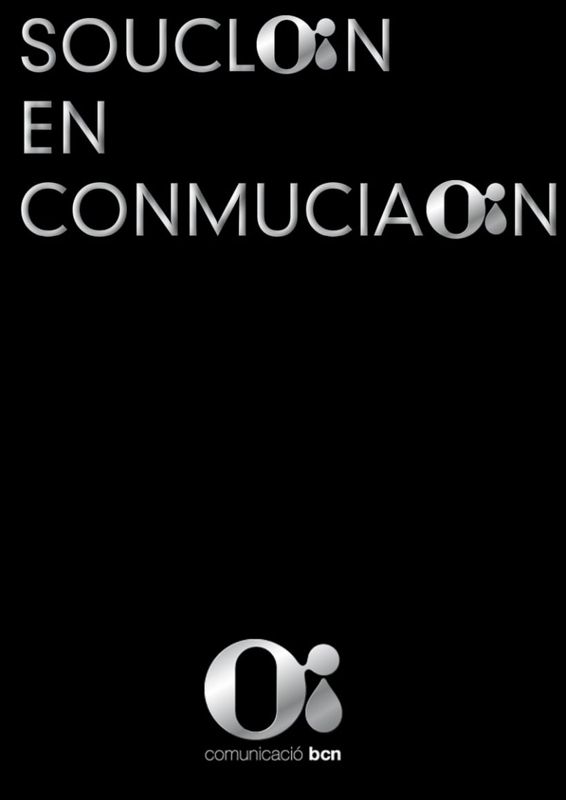 Carteles Promocionales para la agencia OI 3