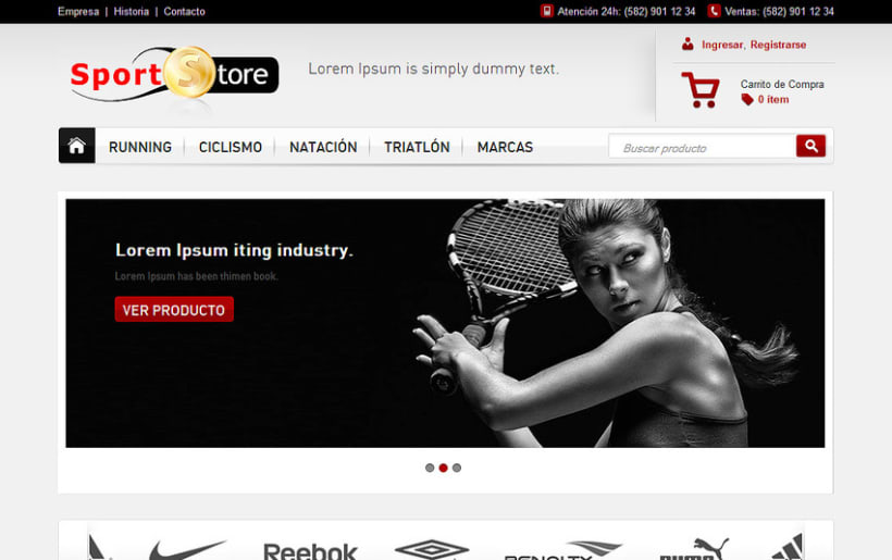 Sport Store 1