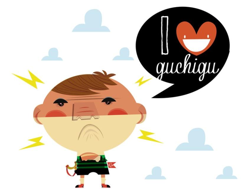 We love Guchigu! 1