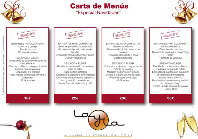 """Cafetería """"Layla"""" 20"""