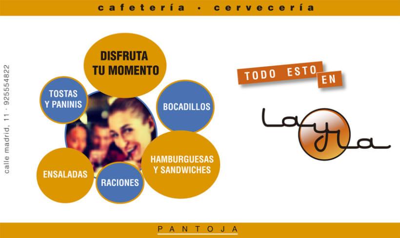"""Cafetería """"Layla"""" 18"""
