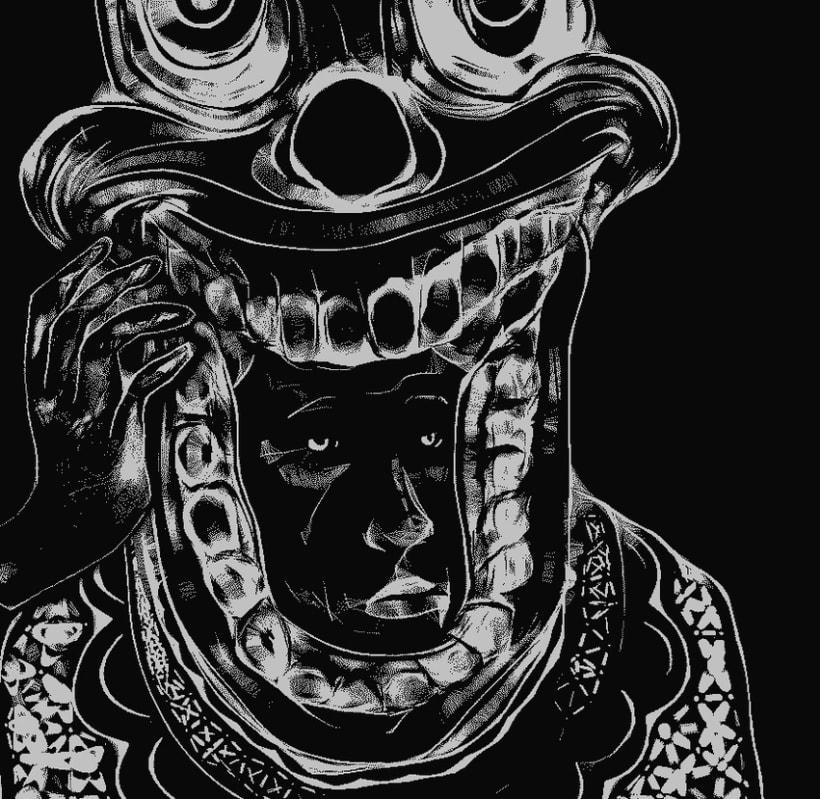 Clown Frown 1