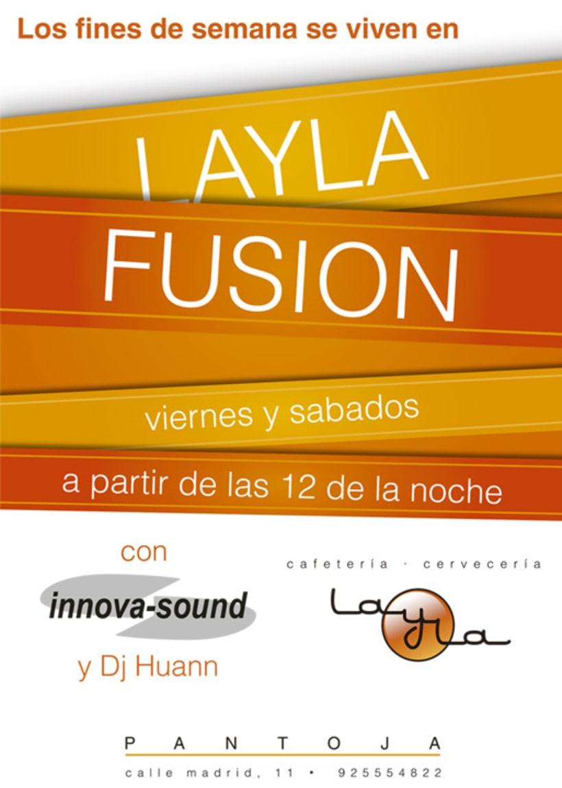 """Cafetería """"Layla"""" 13"""