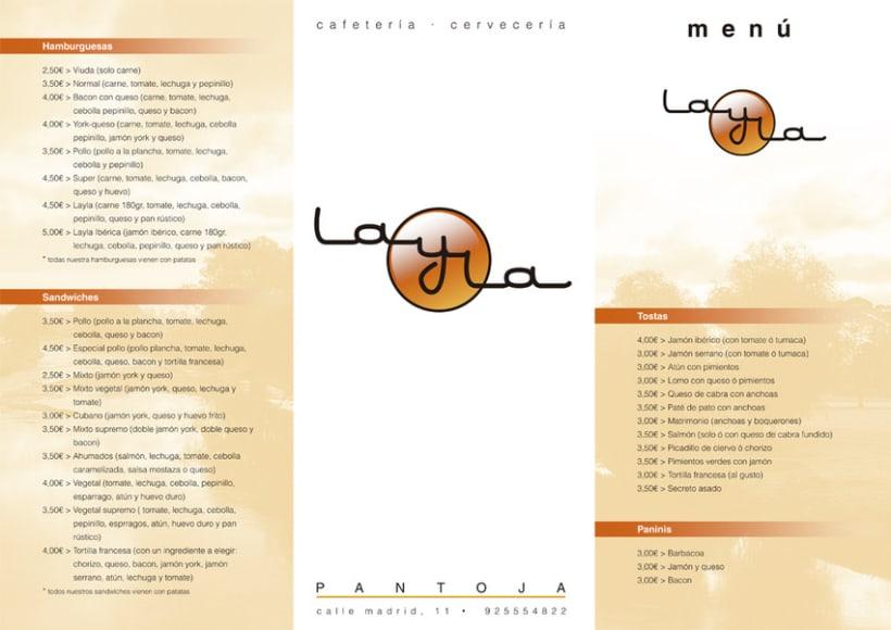 """Cafetería """"Layla"""" 5"""