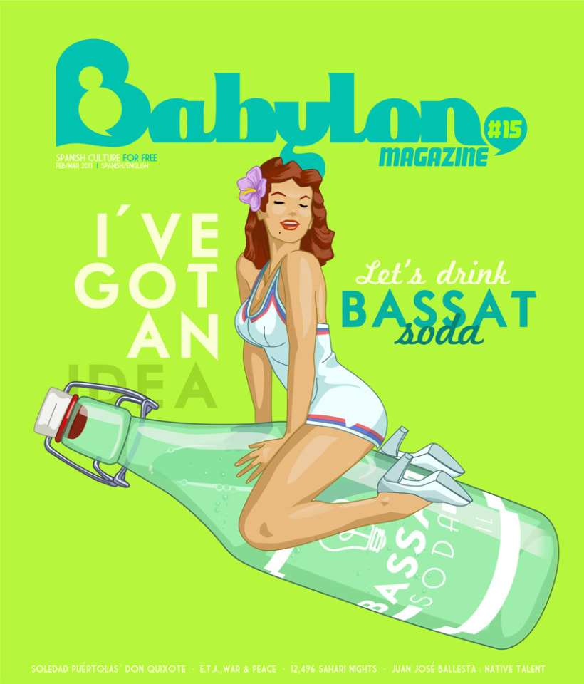 Portadas Babylon MAgazine 10