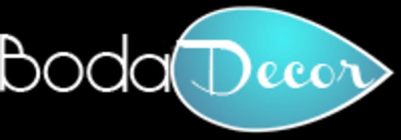 Logotipo BodaDecor 1