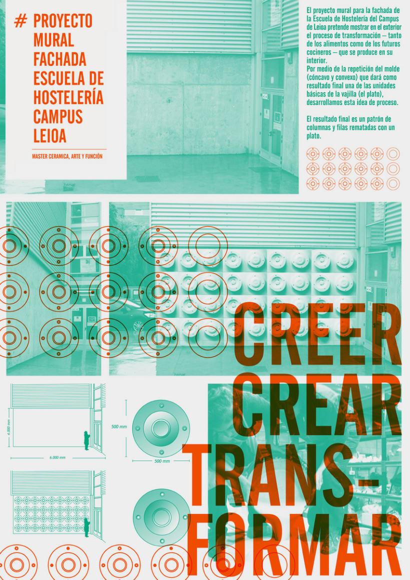 Creer, Crear, Transformar 28