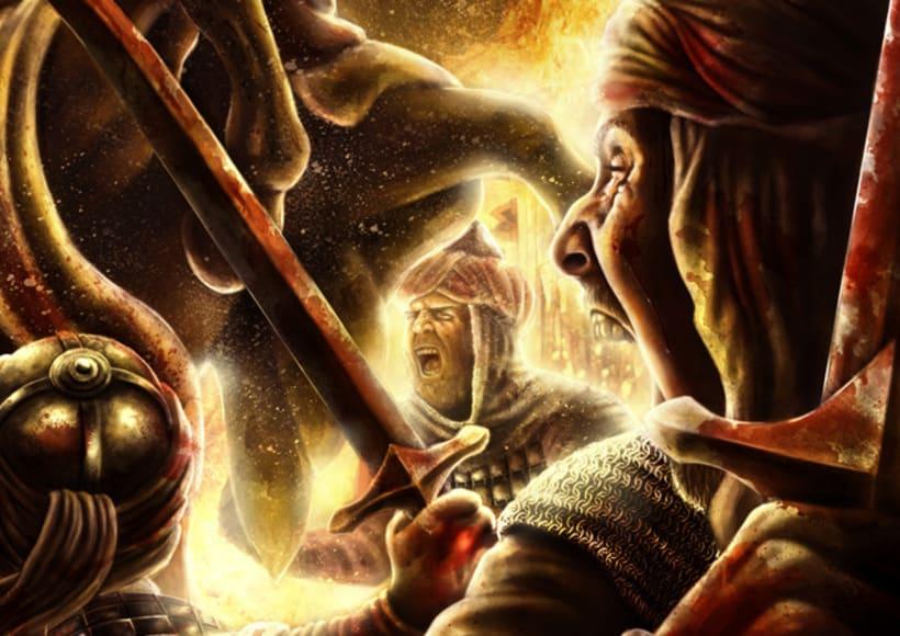 Templar Knight 4