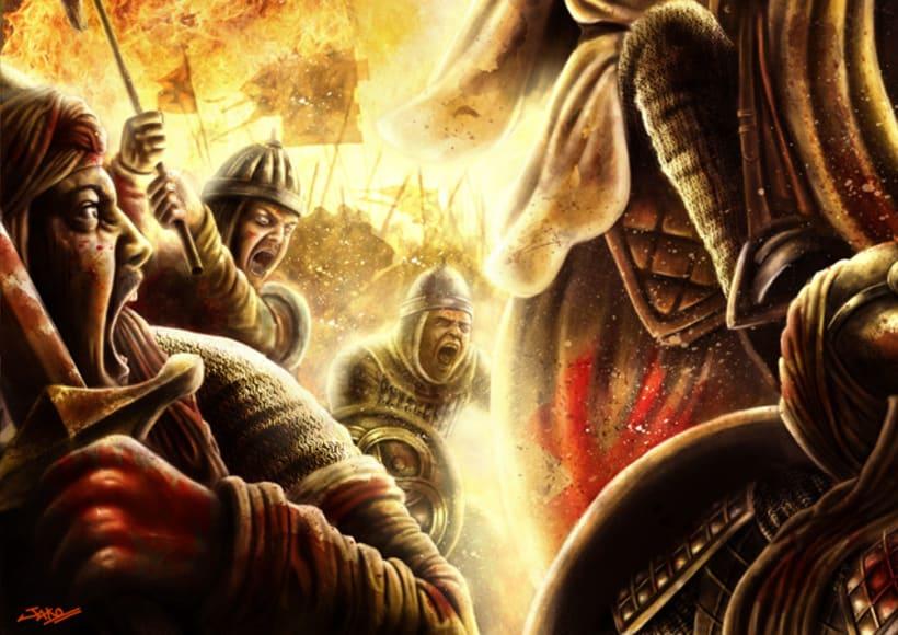 Templar Knight 3