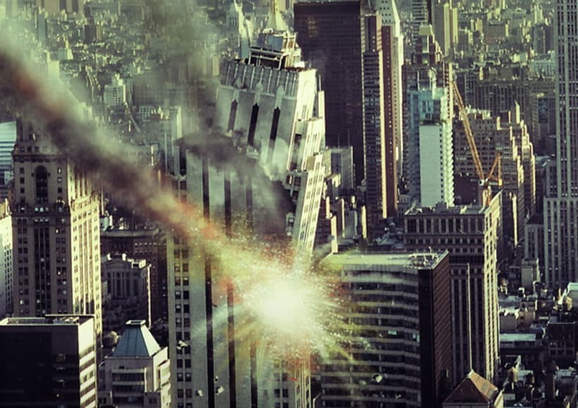 Asteroids on the City 3