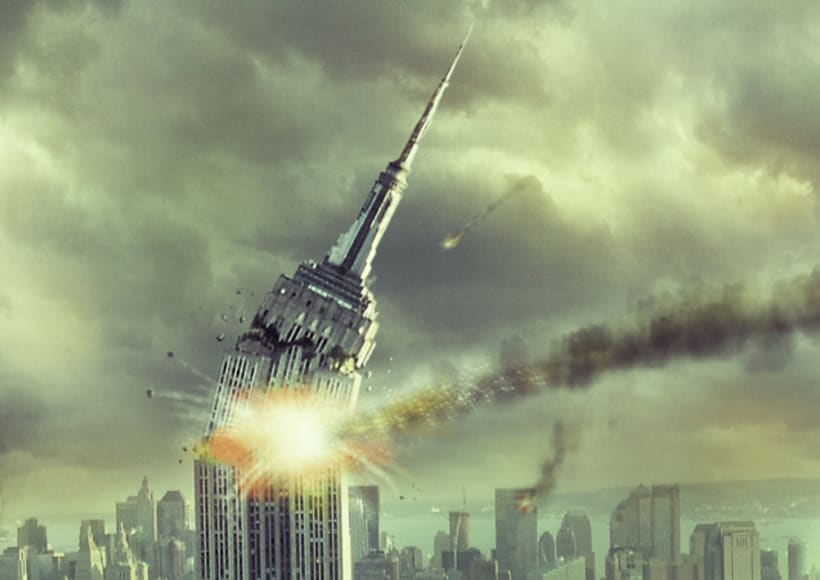 Asteroids on the City 2