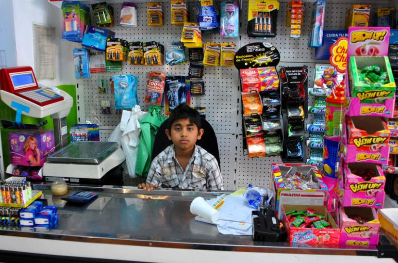 Retratos del trabajo infantil 0