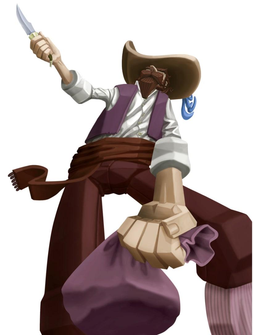 Personajes secundarios Don Quijote 13