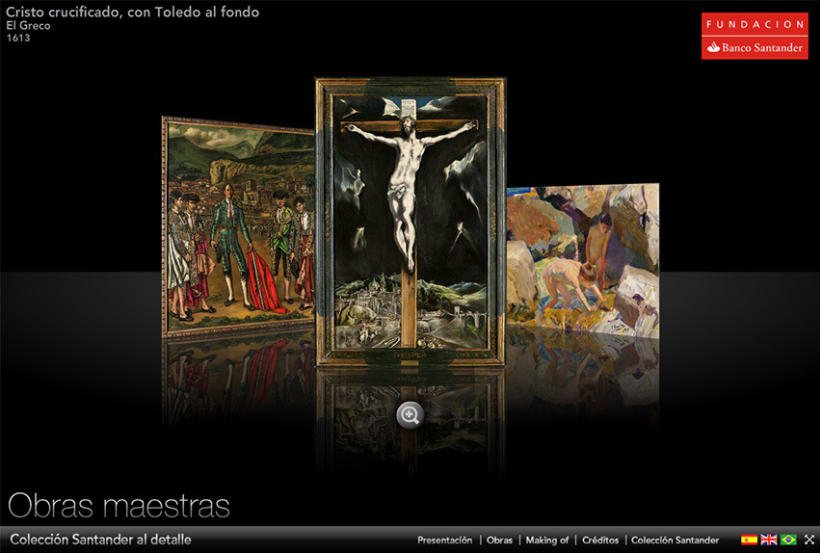 Colección Fundación Santander al detalle 1