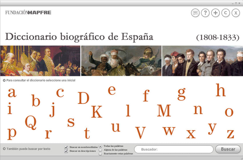 Diccionario Biográfico de España (1808-1833) 1