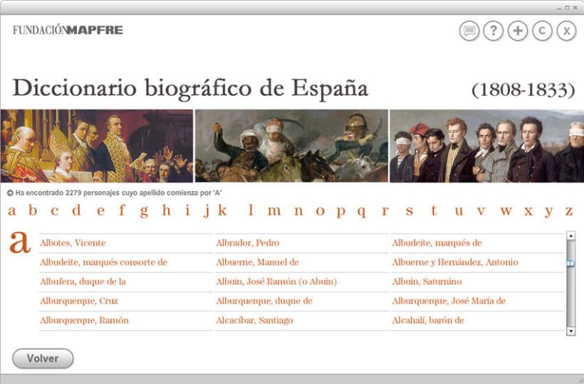 Diccionario Biográfico de España (1808-1833) 3