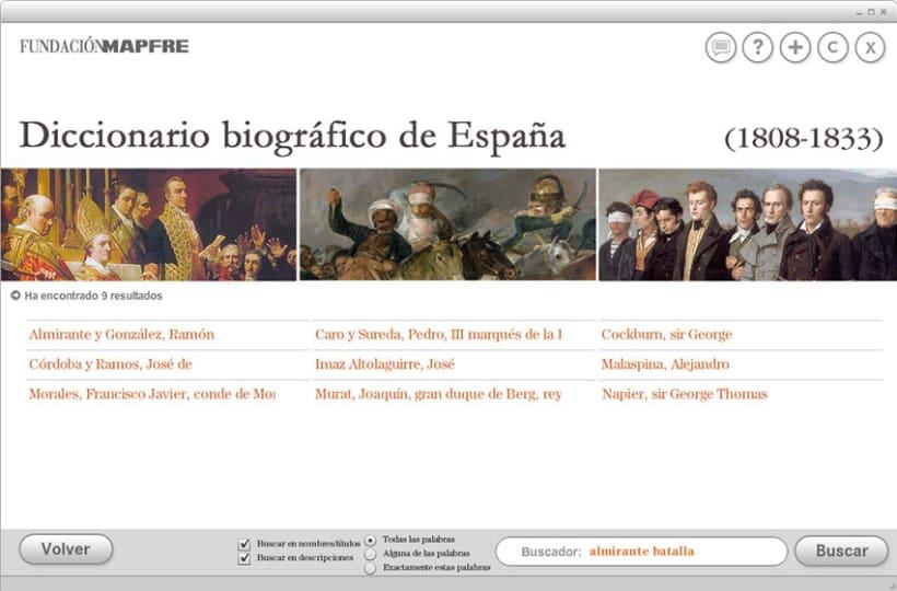 Diccionario Biográfico de España (1808-1833) 7
