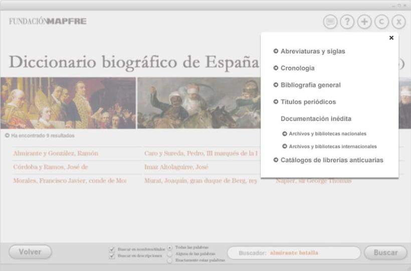 Diccionario Biográfico de España (1808-1833) 9