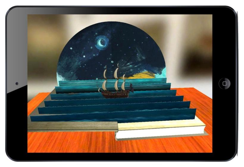 App iPad para Museo Naval 5