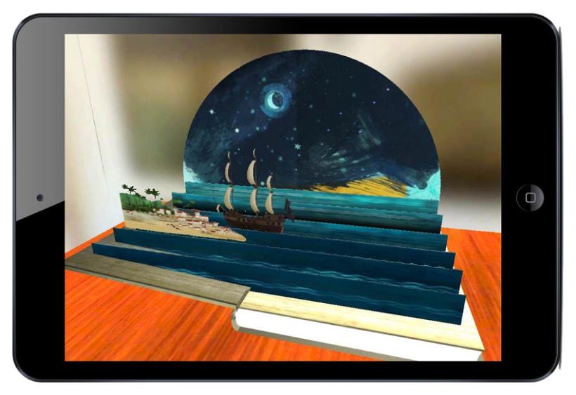 App iPad para Museo Naval 7