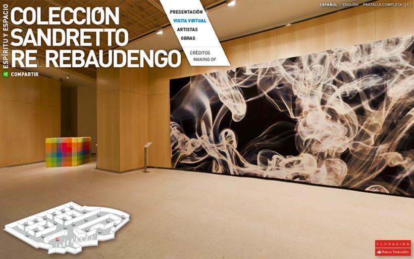 """Visita virtual expo """"Espíritu y Espacio"""" 3"""
