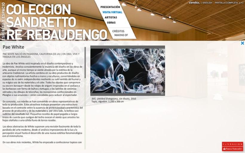 """Visita virtual expo """"Espíritu y Espacio"""" 5"""