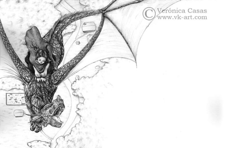 El dragon de hielo 6