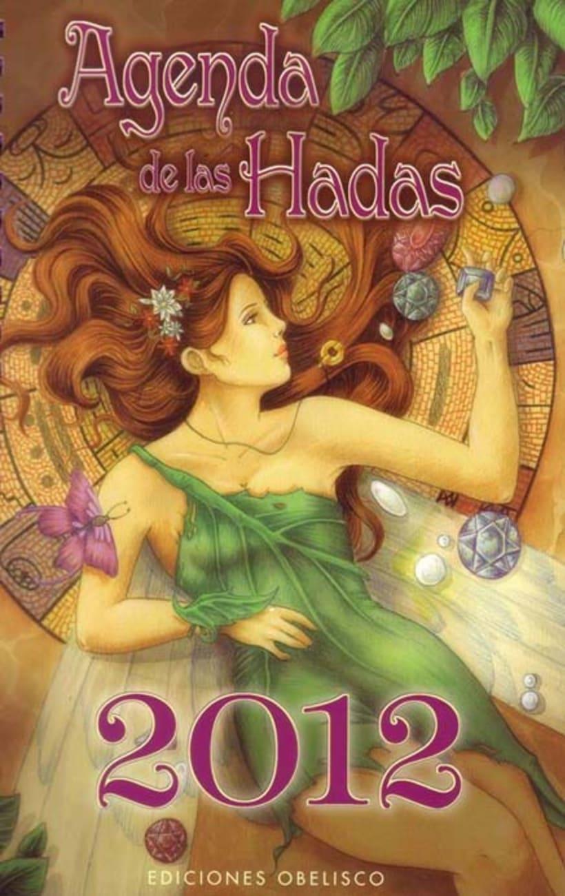 Agendas y calendarios de las hadas 2012 -2013 1