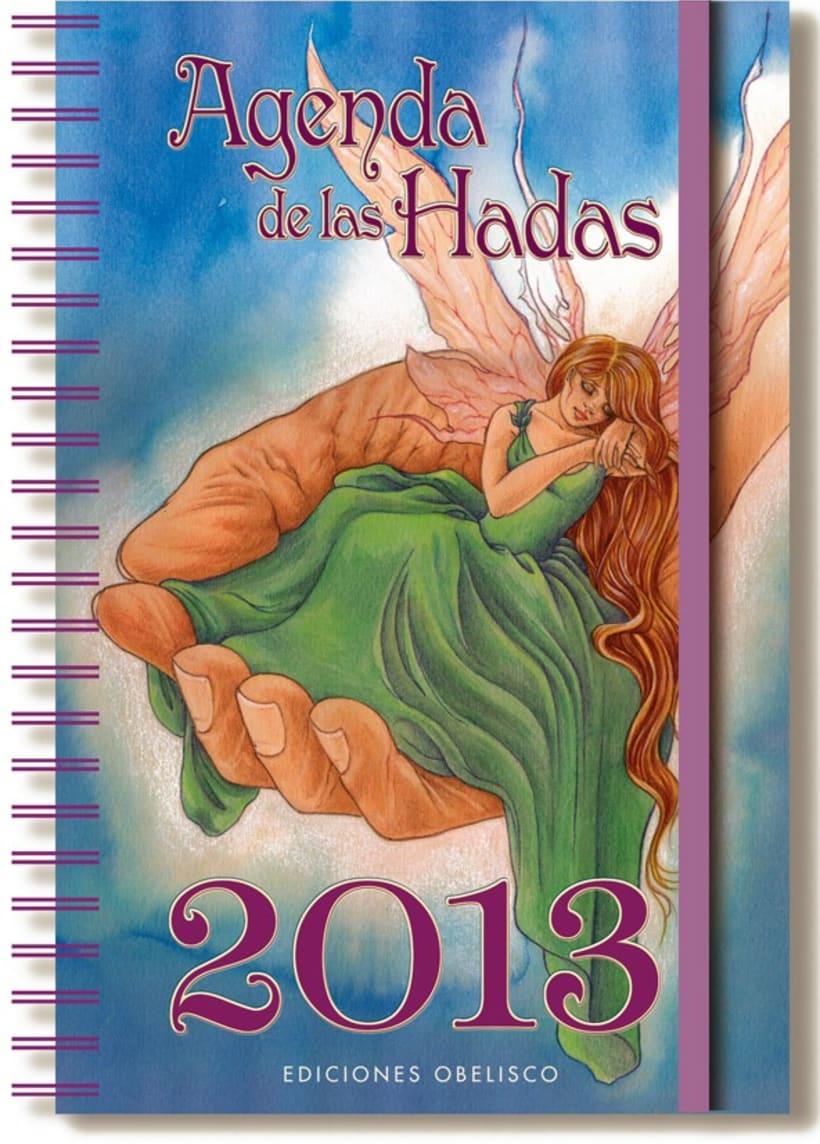 Agendas y calendarios de las hadas 2012 -2013 2