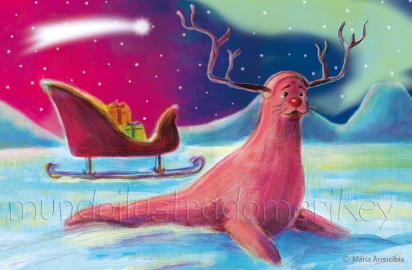 Postales navideñas 2012 3