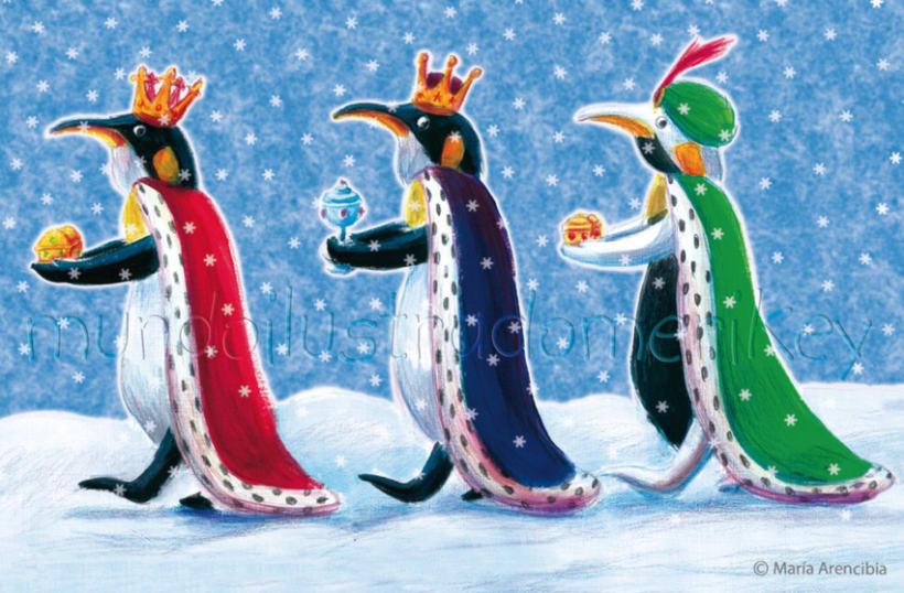 Postales navideñas 2012 1
