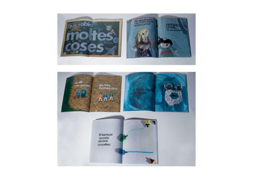 Proyecto final de diseño gráfico: Més contes 2