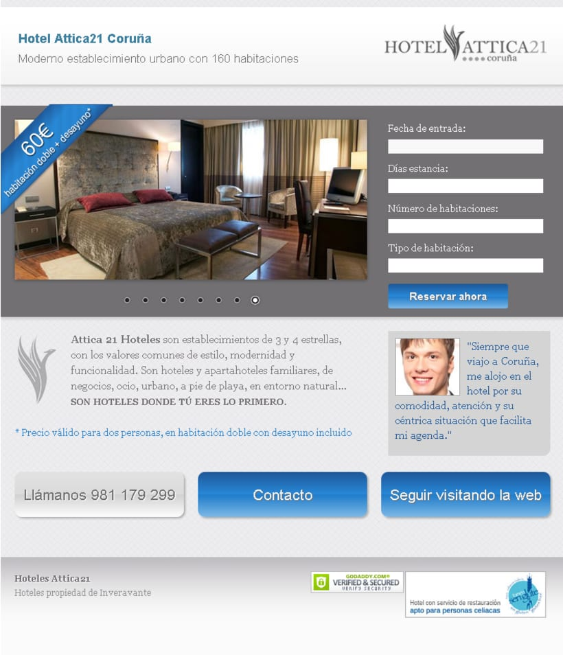 Diseño WEB: Landin Pages 2