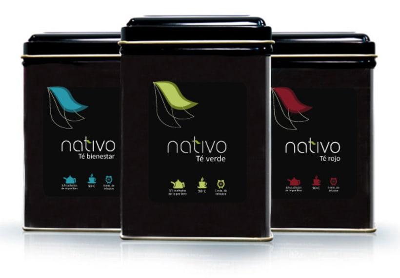 NATIVO BRAND TEA 8
