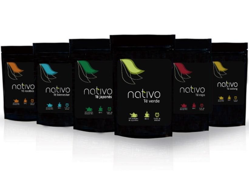 NATIVO BRAND TEA 7