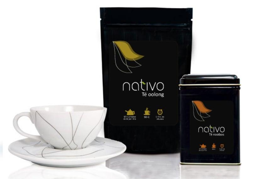 NATIVO BRAND TEA 5